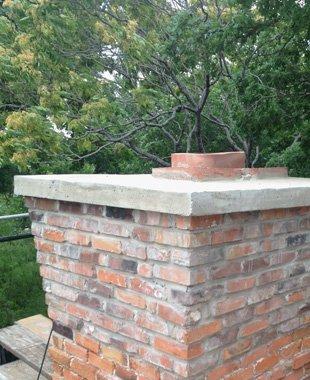 Crown Repair   Mansfield, TX   Black Velvet Chimney   817-473-4466