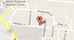 Cook's Orthopedics, Inc. 1503 Hatcher Lane, Suite 140 Columbia, TN 38401