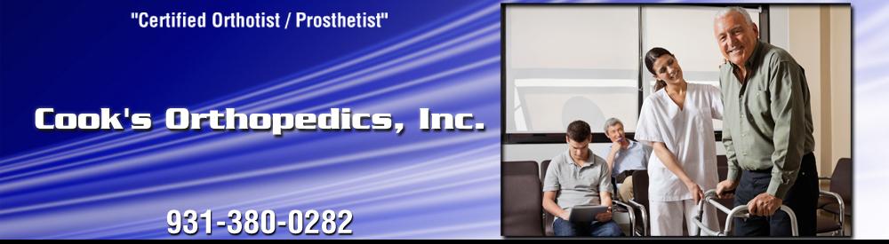 Orthopedic Center - Columbia, TN - Cook's Orthopedics, Inc.