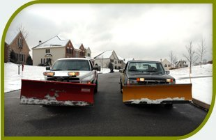 Snow Plowing   Schenectady, NY   Millers Landscaping   (866) 665-6818  65-6818