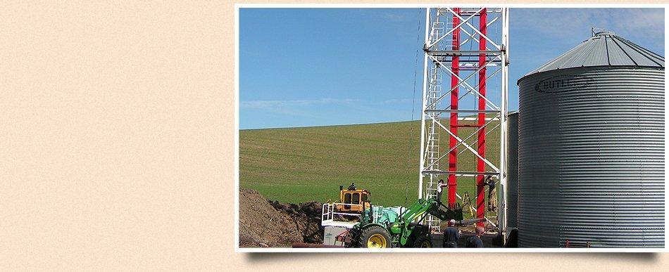 Farm equipment | Spokane, WA | Cut Above Enterprise | 509-368-9666