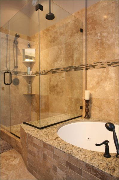 All Phase Remodeling Inc bathroom