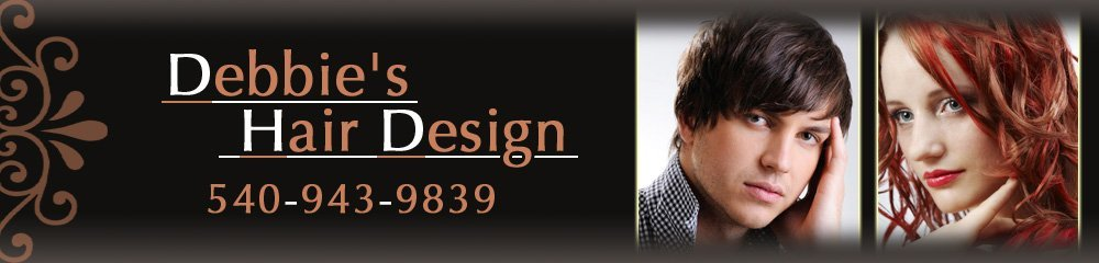Hair Salon - Waynesboro, VA - Debbie's Hair Design