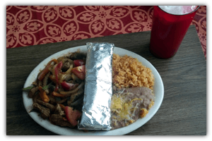 Big plates | Bisbee, AZ | Neariah''s Mexican Restaurant & Take Out | 520-432-9122