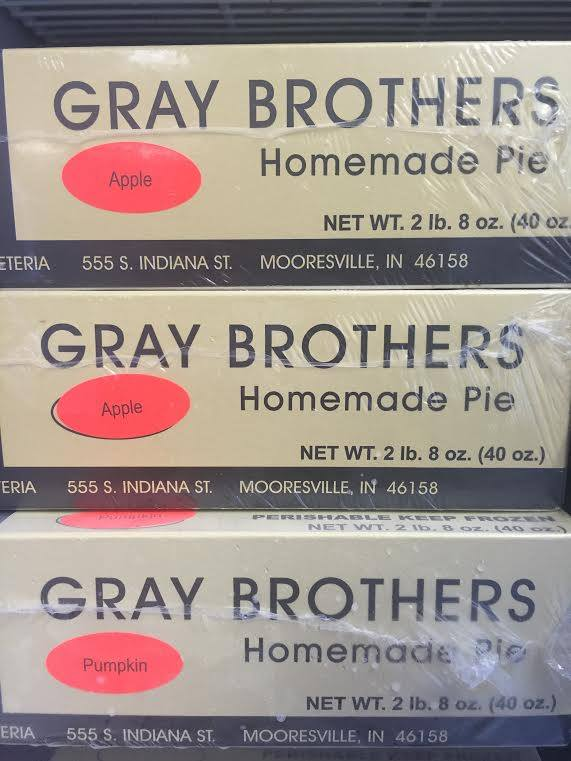 Grey brothers Pies