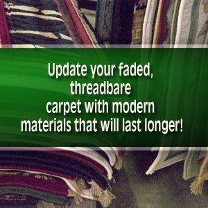 Carpet Sales - Minneapolis, MN - Millennium Carpet - Update your faded, threadbare carpet with modern materials that will last longer!