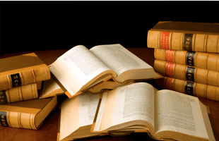 Resource books about law