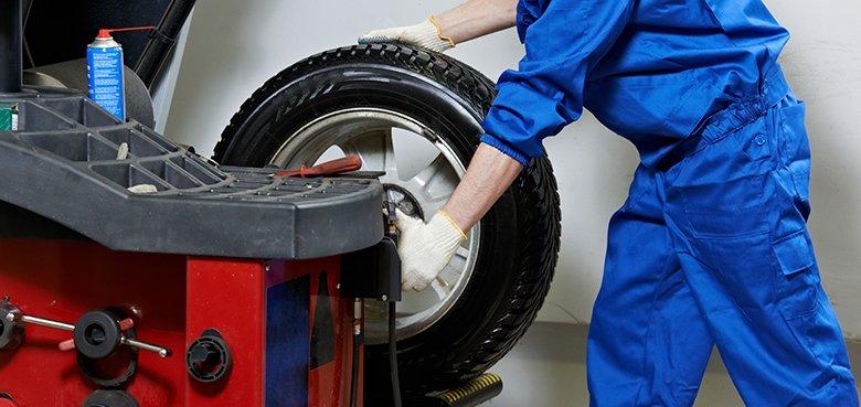 Tire Rotation Wheel Repair Tire Balance Bourbonnais Il