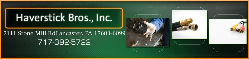 Hydraulic Supplies - Lancaster, PA - Haverstick Bros., Inc.
