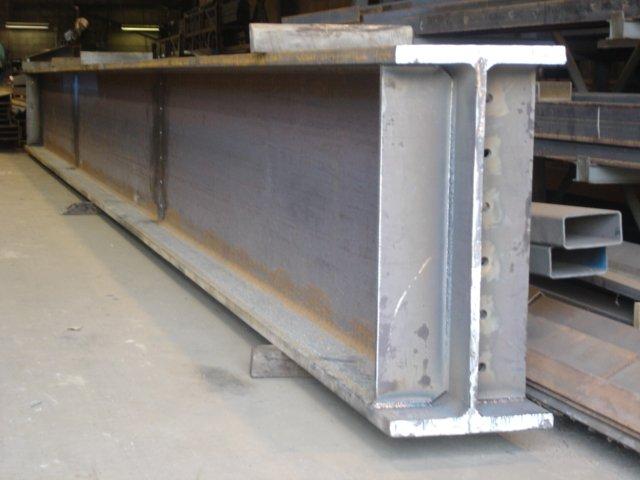 WF36 x 302 steel beam