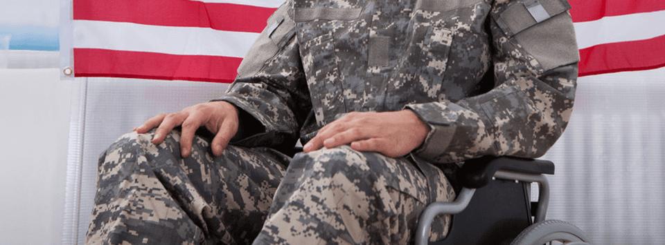 disabled veteran