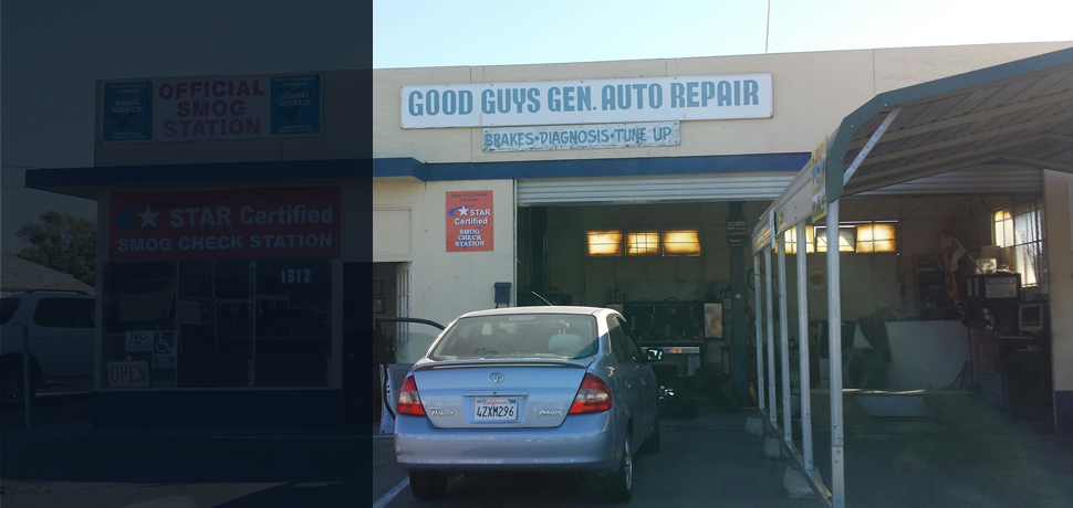 Smog Inspection Center | Fairfield, CA | Good Guys General Auto Repair & Smog Check | 707-428-6621