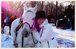 Horse Camp | Walden, NY | Saddle Brook Farm Animal Rescue | 845-778-3420