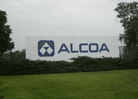 Alcoa Sign