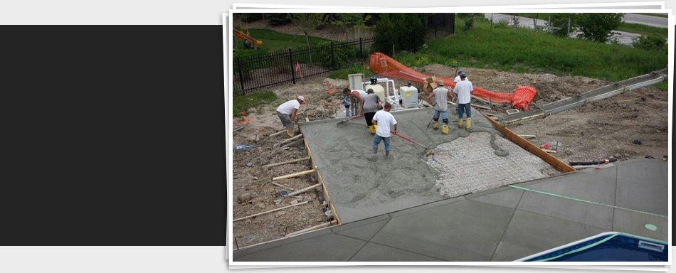 Decorative Concrete   Franklin, WI   Southeast Construction LLC   414-427-9709