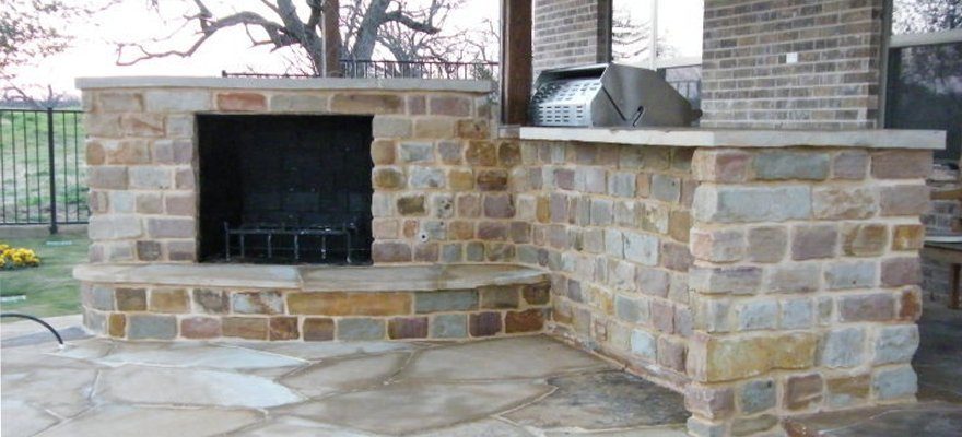 Hardscaping service