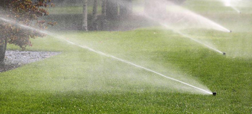 Sprinklers and irrigation