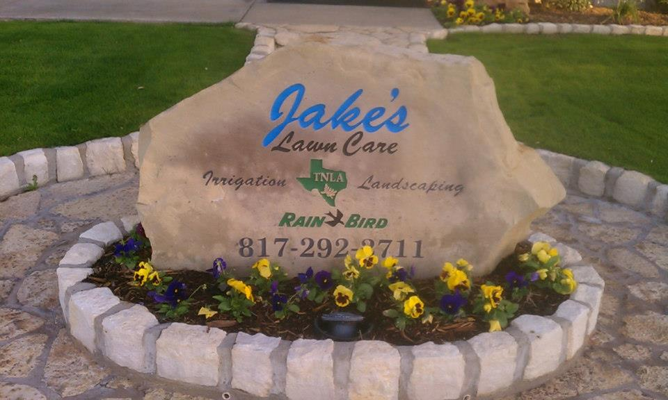 Jake's Lawn Care_817-292-2711