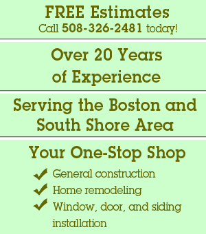 Remodeling - Boston, MA - David Murphy Construction, Inc.