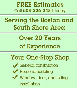 Siding Installation - Boston, MA - David Murphy Construction, Inc.