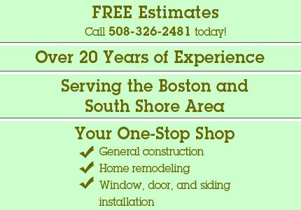 Contractor - Boston, MA - David Murphy Construction, Inc.