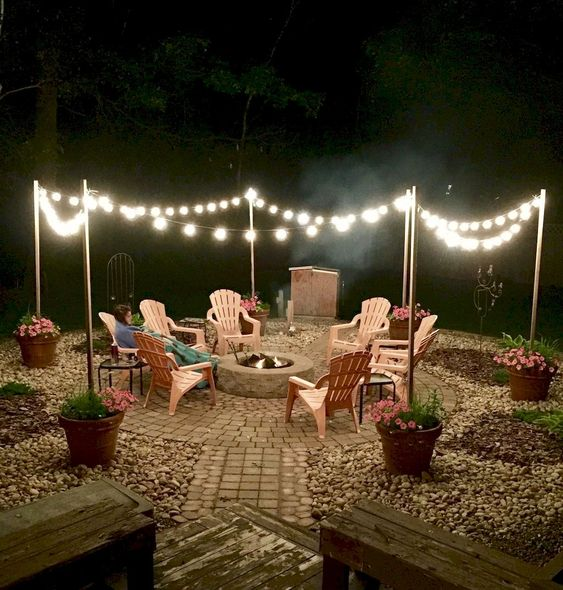 Amazing Backyard Fire Pit Design Ideas