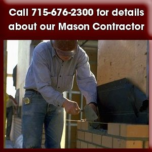 Masonry - Marshfield, WI - EBE Masonry,LLC Call 715-676-2300 for details  about our Mason Contractor