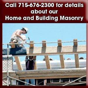 Stone - Marshfield, WI - EBE Masonry, LLC