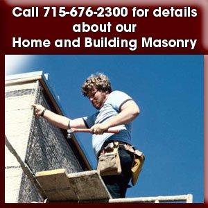 Brick Marshfield, WI  EBE Masonry, LLC