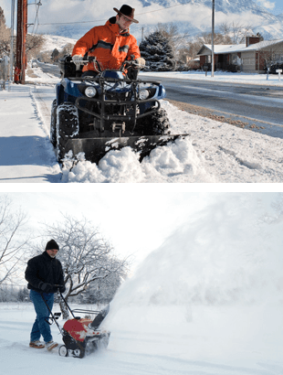 Snow removal | Loveland, CO | Rocky Mountain Tree Service | 970-635-9040