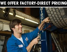 Auto Repair - Lansing, MI - Affordable Tire Service