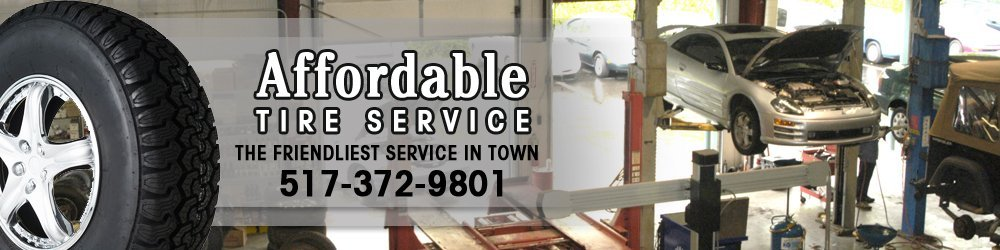 Auto Repair Shops - Lansing, MI - Affordable Tire Service