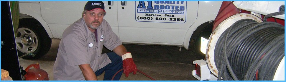 Drain Overflow Service | Meriden, CT | A1 Quality Rooter, Sewer and Drain Cleaning | 203-235-8504