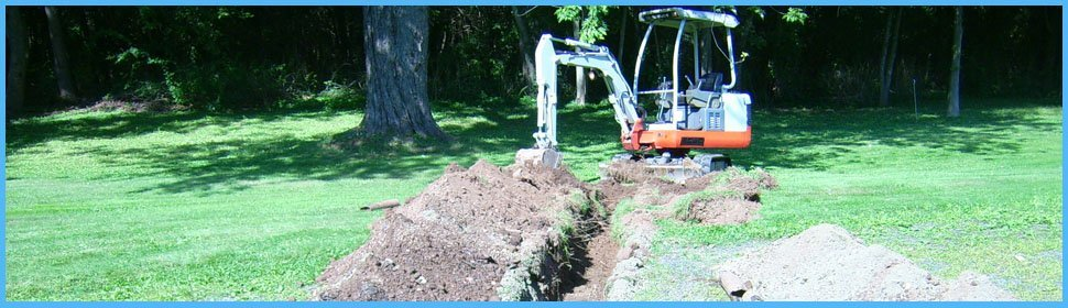 Excavating Service | Meriden, CT | A1 Quality Rooter, Sewer and Drain Cleaning  | 203-235-8504