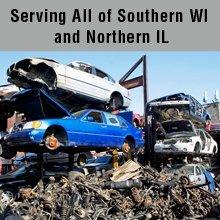 Auto Wreckers - Milton, WI - Seward Auto Salvage