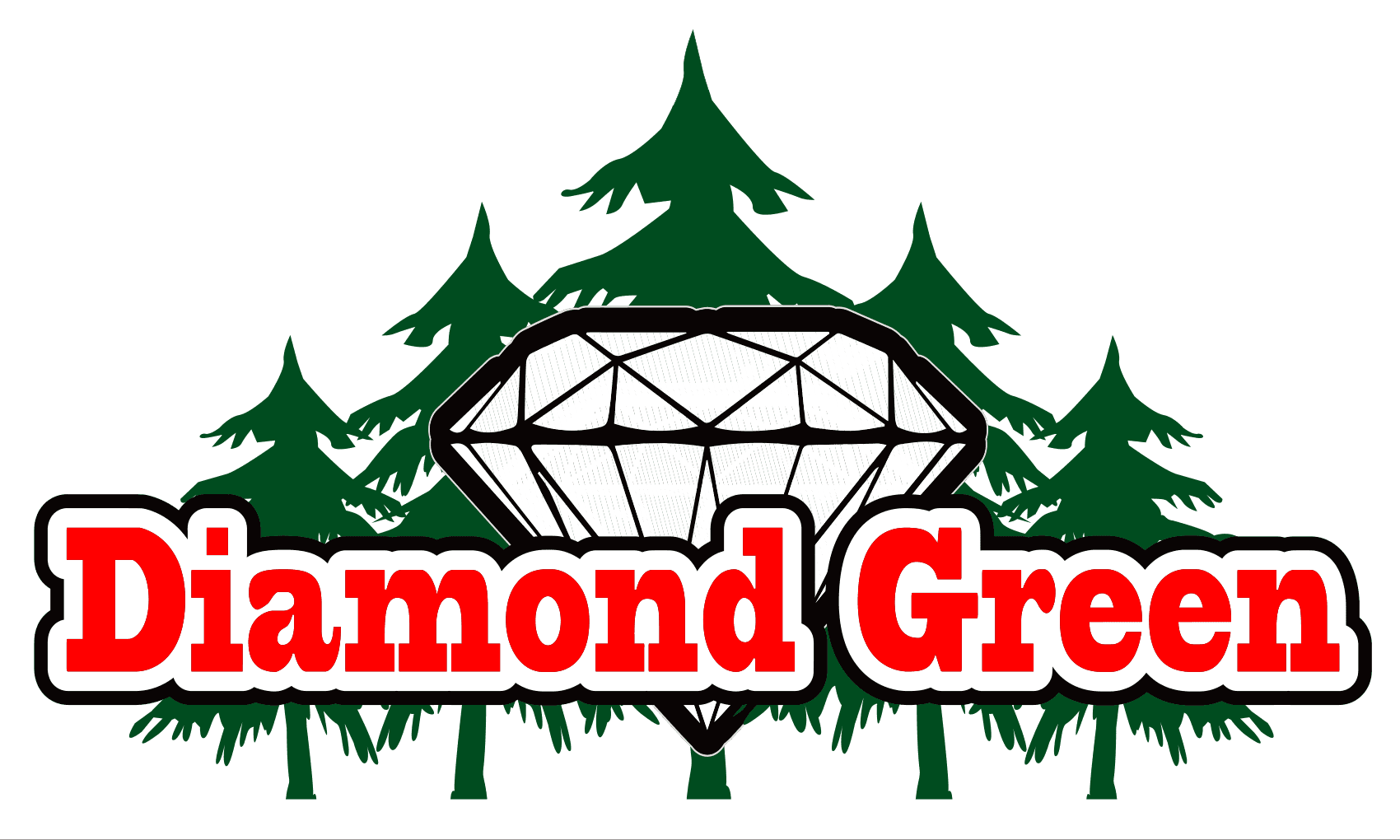 Diamond Green Recreational - logo