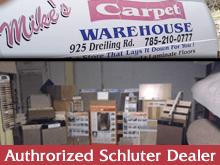 Carpet Dealer - Junction City, KS - Mike's Carpet Warehouse