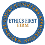 Ethics First Firm Logo