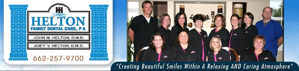 Dental Center - Amory, MS - Helton Family Dental Care PA