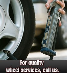 Tire Pressure - Smith Center, KS - Jim's Alignment & Tire - Tire inflating - For quality wheel services, call us.