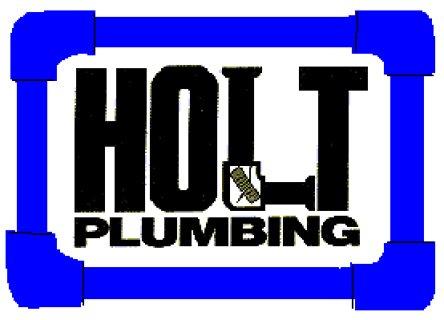 Holt Plumbing - logo