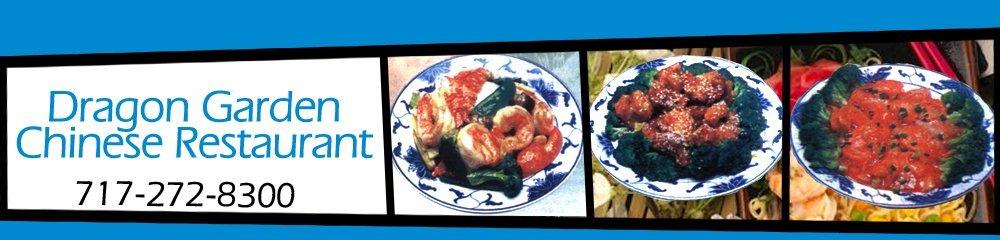 Chinese Restaurant Lebanon, PA - Dragon Garden Chinese Restaurant