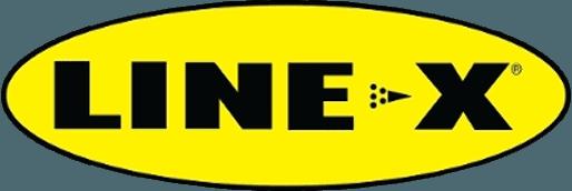 Line-X of Gresham Logo