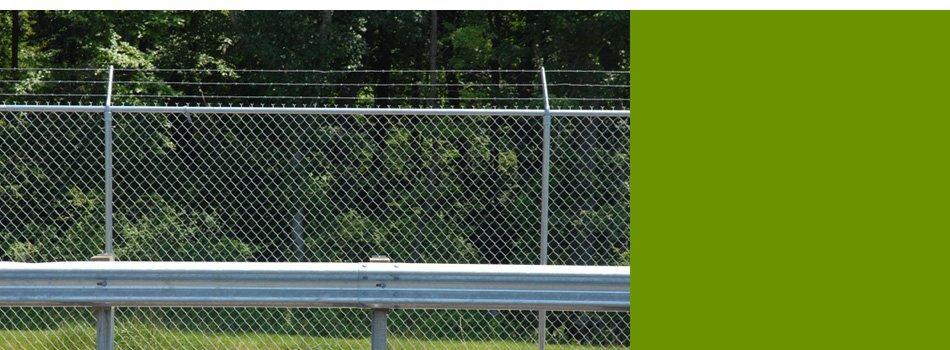 Wodden fence