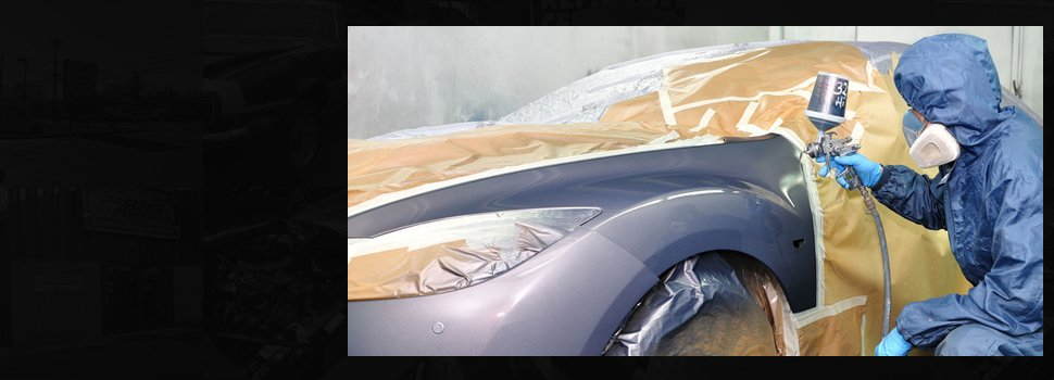 Auto paint | Hackettstown, NJ | Precise Collision and Restoration LLC | 908-441-2786
