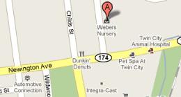 Weber's Nursery Inc - 33 Charles Street New Britain, CT 06051-2111