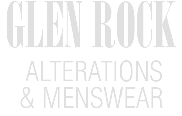 Glen Rock Alterations & Menswear - logo