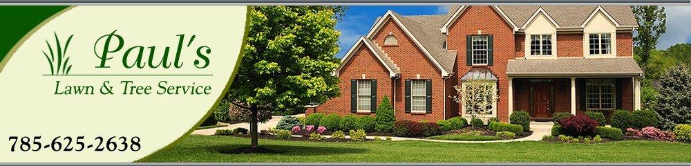 Lawn Maintenance - Hays, KS - Paul's Lawn & Tree Service