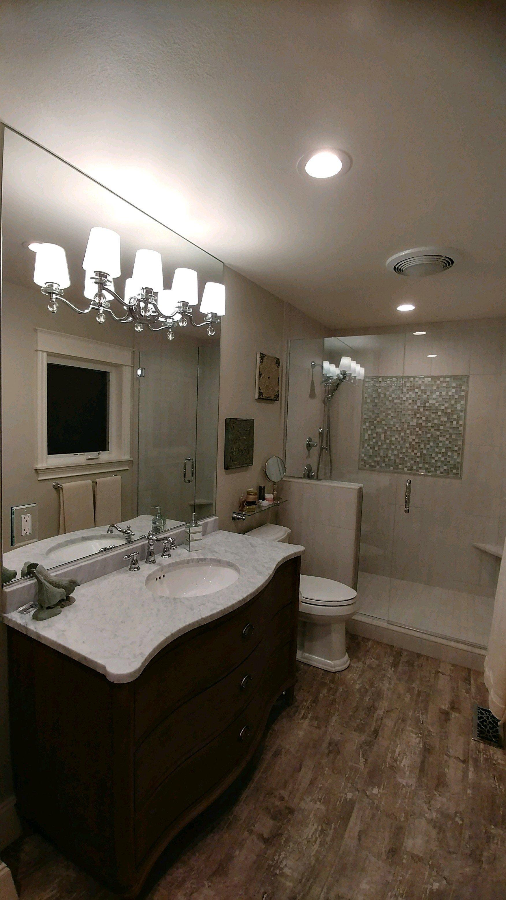 Shower Doors Bathroom Remodeling Prescott AZ - Bathroom remodel prescott az