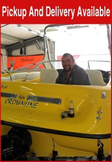 Boat Repair Klemme, IA - Stromer Powersports & Marine